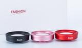 Kase Smartphone Lens kit Fashion(3in1) Black_