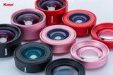 Kase Smartphone Lens Fashion Wide Angle Pink_
