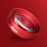 Kase Smartphone Lens Fashion Macro Red_