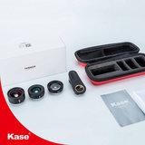 Kase Smartphone lens kit Fashion (3in1) Black_