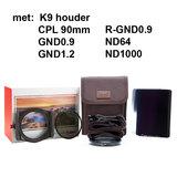 Kase KW100  Master Kit K9_
