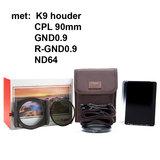 Kase KW100  Slim High End Kit K9_