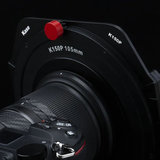 Kase K150P  Schroef adapter ring 77-105 mm_