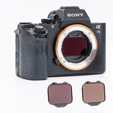 Kase Clip-in Filter Sony A7  4 in 1 set (MCUV+ND8+ND64+ND1000)_