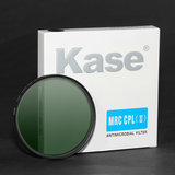 Kase magnetische Circulair polarisatie filter 95mm_