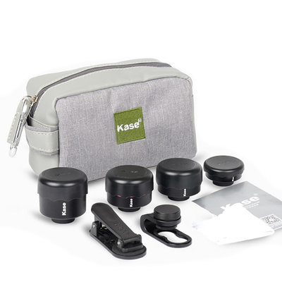 Kase Smartphone Lens Kit II (4in1)