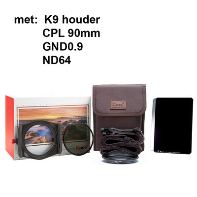 Kase KW100  Entry level kit K9