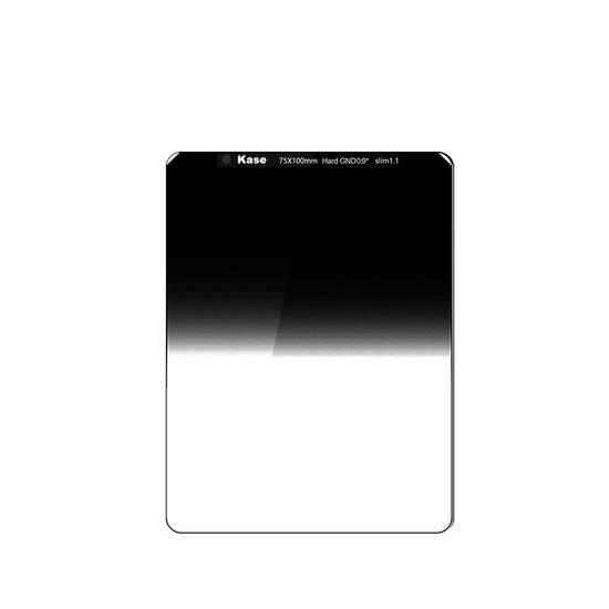 Kase KW75x100 Slim Hard GND 0.9