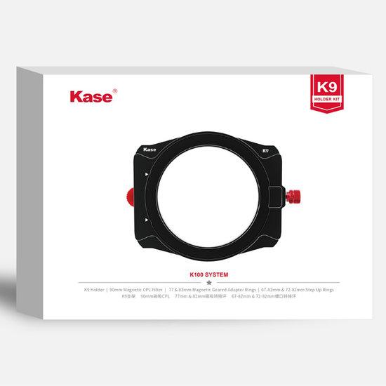 Kase K100-X Holder K9 Magnetisch + CPL
