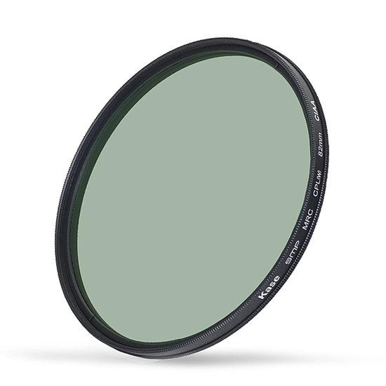 Kase magnetische Circulair polarisatie filter 82mm