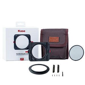 Kase K75 Houder+CPL+tas+adapt