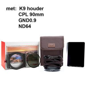 Kase KW100  Slim Entry level kit K9