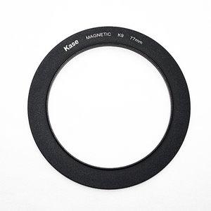 Kase K100 K9 Magnetische adapterring 77 mm