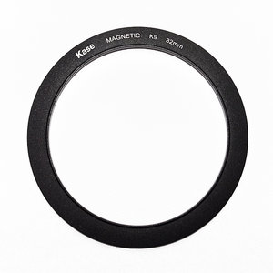 Kase K100 K9 Magnetische adapterring 82 mm