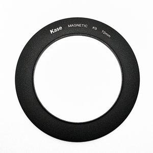 Kase K100 K9 magnetische adapterring 72mm