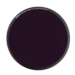 Kase K8 magnetisch circulair ND64 flter 86mm