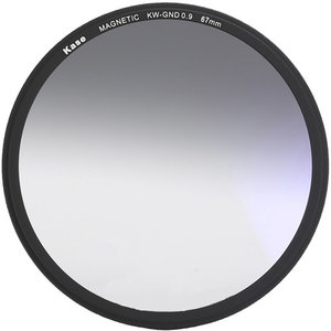 Kase Wolverine magnetisch circulair Soft GND0.9 filter 67mm