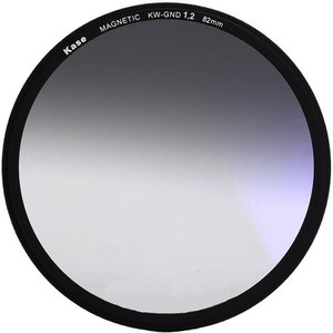 Kase Wolverine magnetisch circulair soft GND1.2 filter 82mm