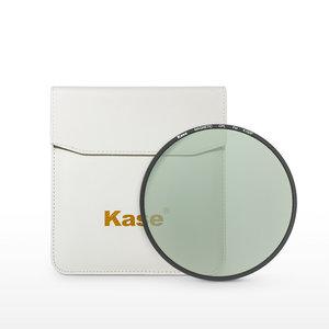 Kase K150P  magnetisch circulair polarisatiefilter CPL 150mm