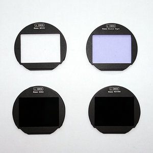Kase Clip-in Filter FujiFilm X-T-X-Pro  4 in 1 set (MCUV+Neutral Night+ND64+ND1000)