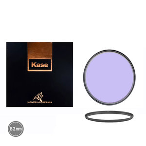 Kase Wolverine Magnetische Circulair Neutral Night  filter 82mm