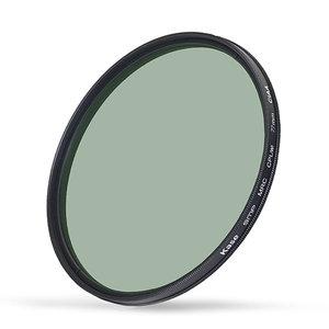 Kase magnetische Circulair polarisatie filter 77mm